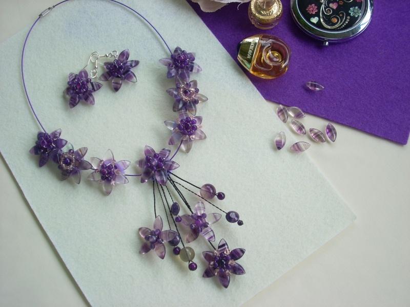 """""""Flori de piatră-Bijoux"""" albumul I-bijuterii artizanale marca Didina Sava - Pagina 16 Colie102"""