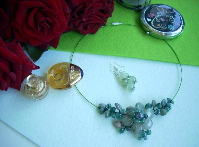 """""""Flori de piatră-Bijoux"""" albumul I-bijuterii artizanale marca Didina Sava - Pagina 16 Colie103"""