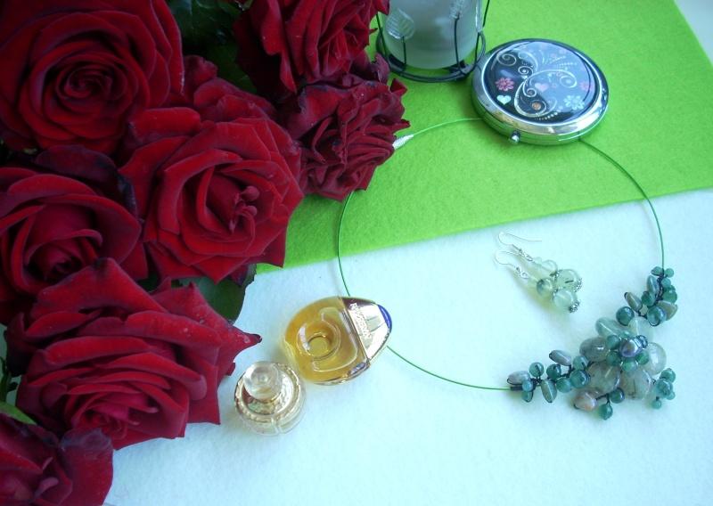 """""""Flori de piatră-Bijoux"""" albumul I-bijuterii artizanale marca Didina Sava - Pagina 16 Colie104"""