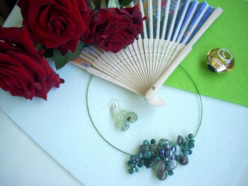 """""""Flori de piatră-Bijoux"""" albumul I-bijuterii artizanale marca Didina Sava - Pagina 16 Colie105"""