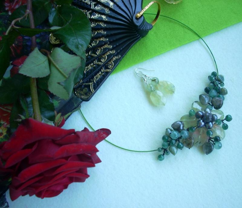 """""""Flori de piatră-Bijoux"""" albumul I-bijuterii artizanale marca Didina Sava - Pagina 16 Colie108"""