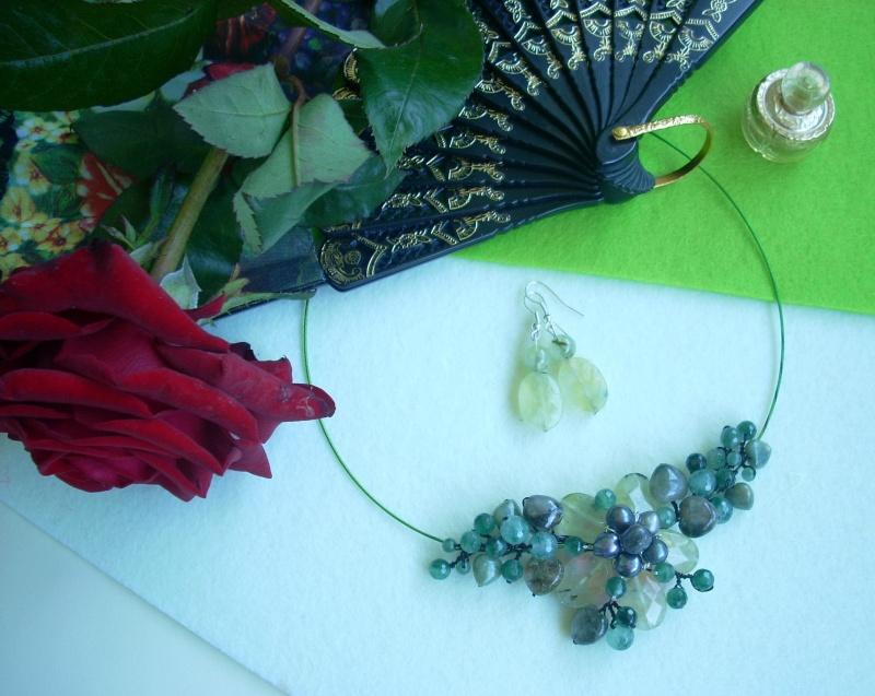 """""""Flori de piatră-Bijoux"""" albumul I-bijuterii artizanale marca Didina Sava - Pagina 16 Colie109"""