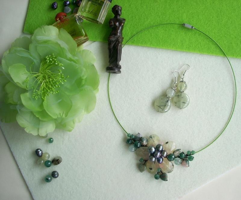 """""""Flori de piatră-Bijoux"""" albumul I-bijuterii artizanale marca Didina Sava - Pagina 16 Colie111"""