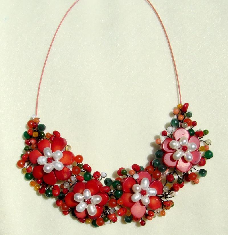 """""""Flori de piatră-Bijoux"""" albumul I-bijuterii artizanale marca Didina Sava - Pagina 16 Colier18"""