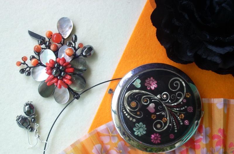 """""""Flori de piatră-Bijoux"""" albumul I-bijuterii artizanale marca Didina Sava - Pagina 16 Colier85"""