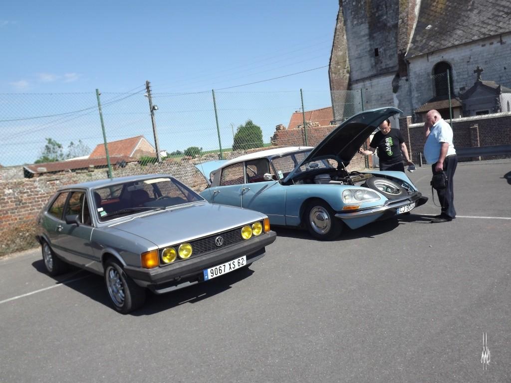 Photos expo voitures anciennes Bailleul-aux-Cornailles 2014 Dscf1213