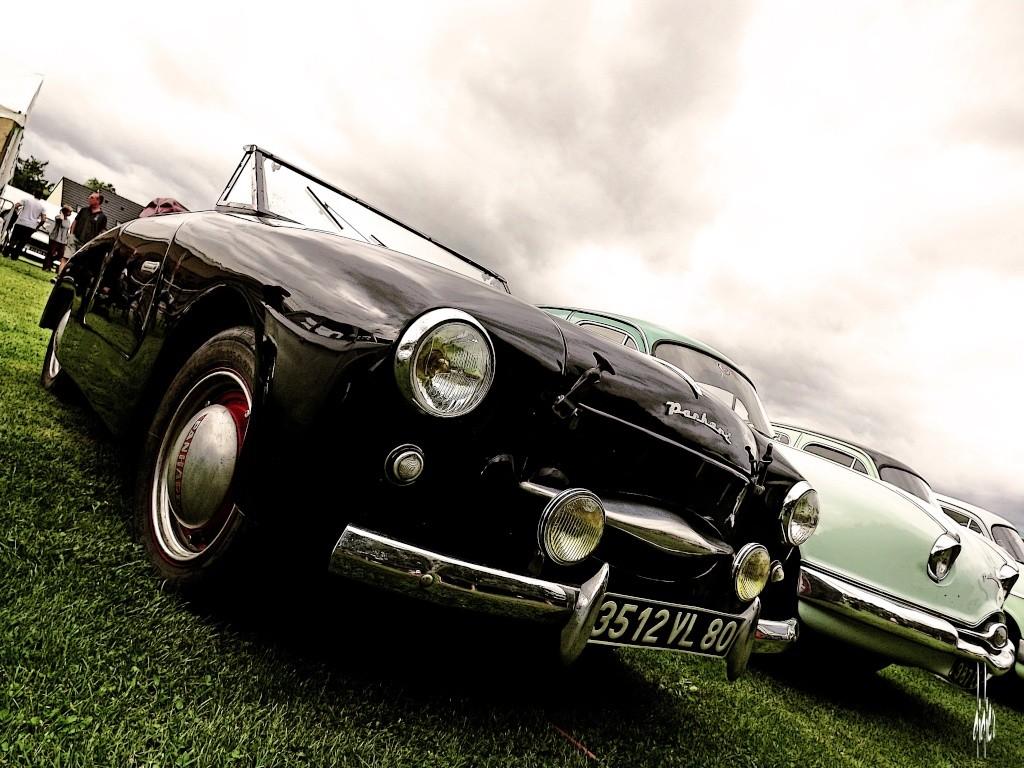 Photos rassemblement de voitures anciennes - Pernois (80) Dscf2710