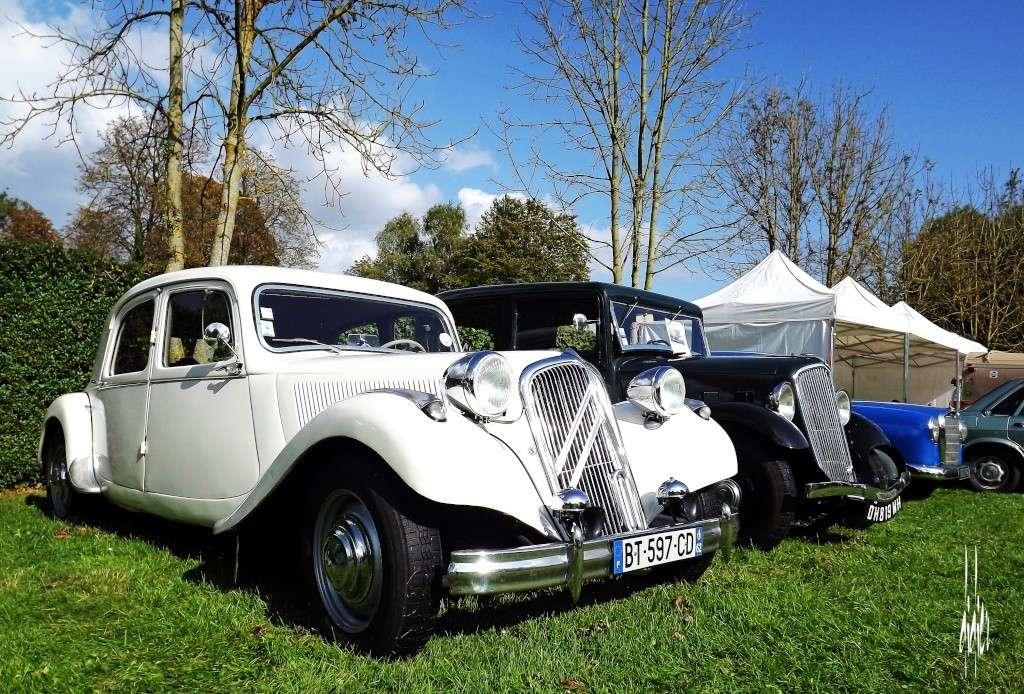 Photos rassemblement voitures anciennes - Doullens (80) Dscf5113