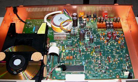 Marantz CD63KI Repair Marant10