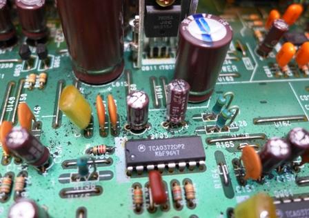 Marantz CD63KI Repair Marant11