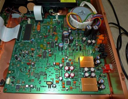 Marantz CD63KI Repair Marant14