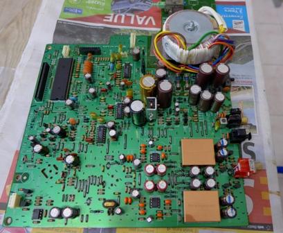 Marantz CD63KI Repair Marant15
