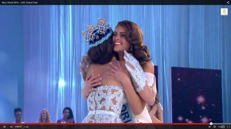 The Official Thread of Miss World 2014 ® Rolene Strauss- South Africa 10253810