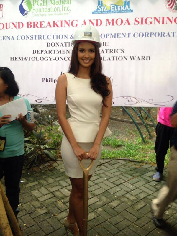 The official thread of Miss World 2013: Megan Lynne Young- Philippines  - Page 11 10336611