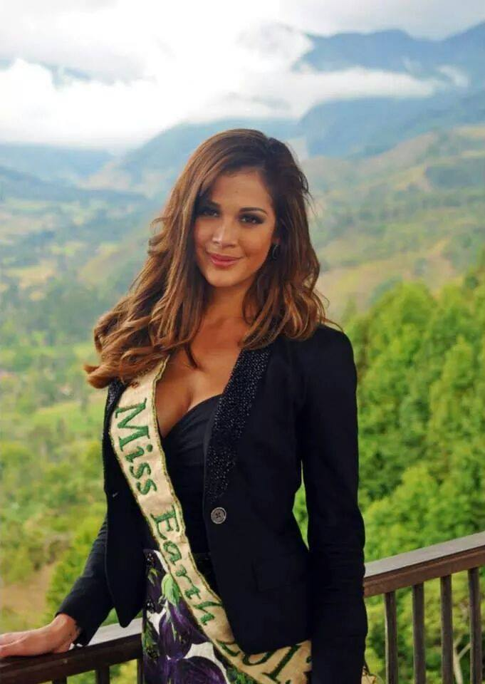 The Official Thread of MISS EARTH® 2013 Alyz Henrich Venezuela  - Page 5 10352210