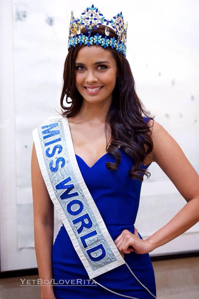 The official thread of Miss World 2013: Megan Lynne Young- Philippines  - Page 10 10369710