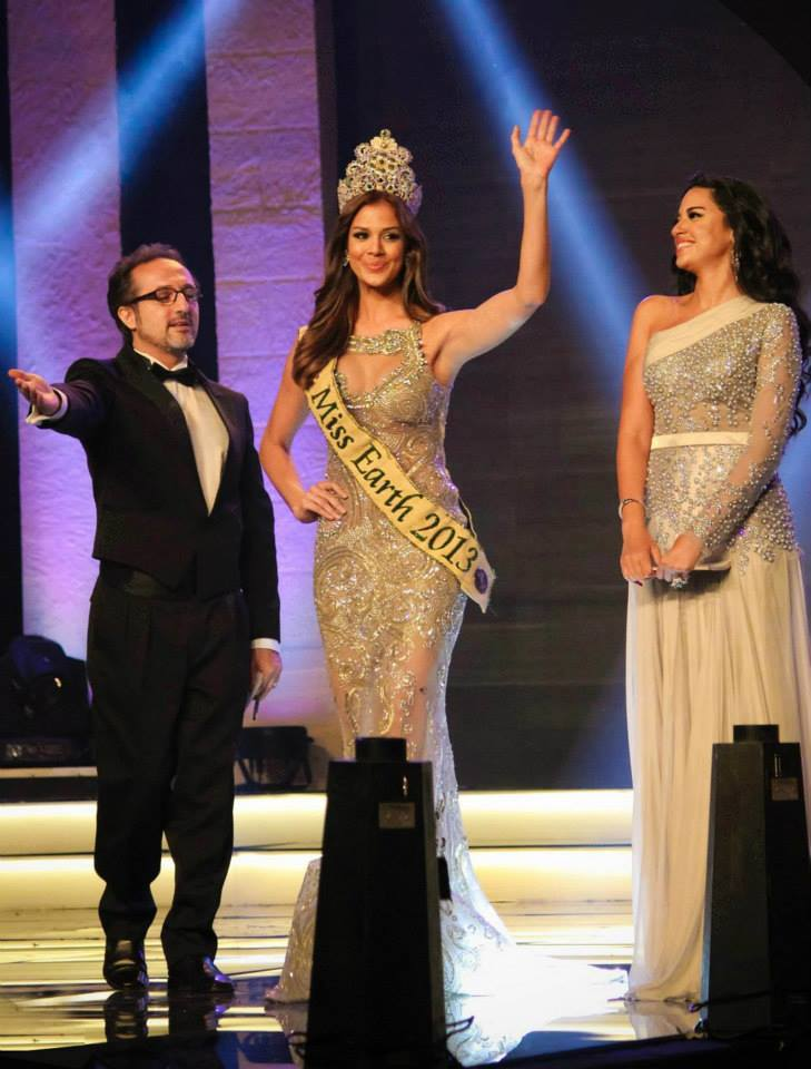 The Official Thread of MISS EARTH® 2013 Alyz Henrich Venezuela  - Page 5 10437510