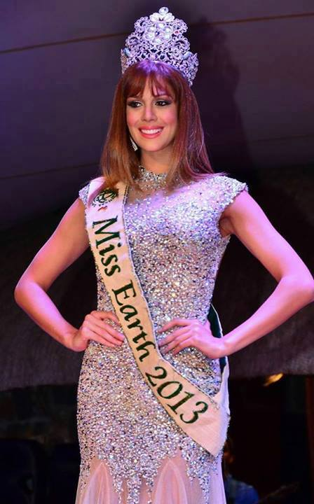 The Official Thread of MISS EARTH® 2013 Alyz Henrich Venezuela  - Page 4 10458810