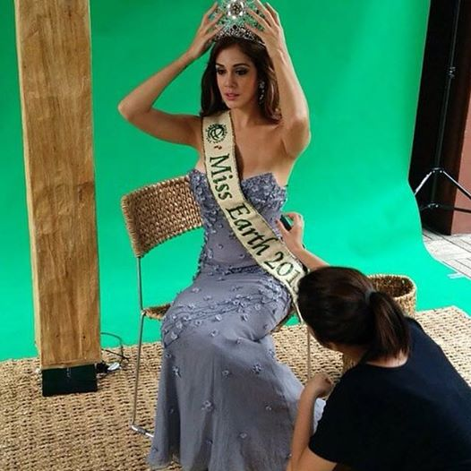 The Official Thread of MISS EARTH® 2013 Alyz Henrich Venezuela  - Page 5 10473111