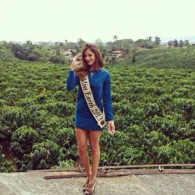 The Official Thread of MISS EARTH® 2013 Alyz Henrich Venezuela  - Page 5 10521910