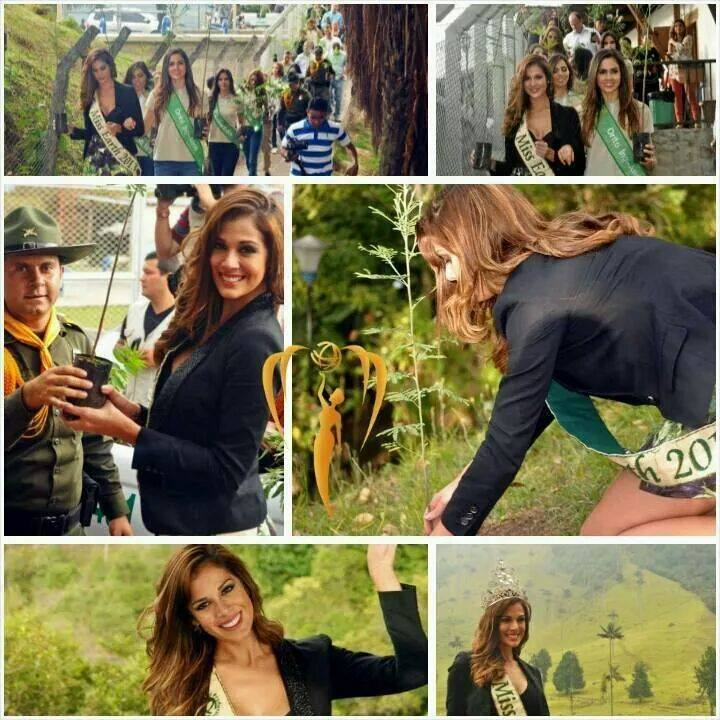 The Official Thread of MISS EARTH® 2013 Alyz Henrich Venezuela  - Page 5 10603510