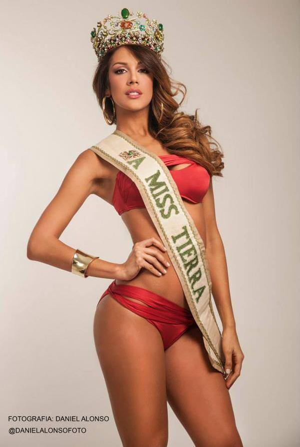 The Official Thread of MISS EARTH® 2013 Alyz Henrich Venezuela  - Page 4 10606210