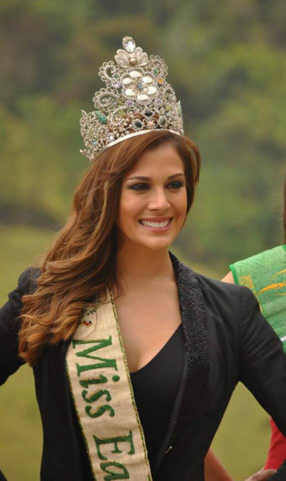 The Official Thread of MISS EARTH® 2013 Alyz Henrich Venezuela  - Page 5 10647211