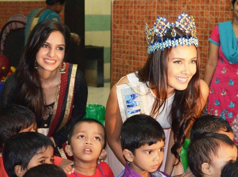 The official thread of Miss World 2013: Megan Lynne Young- Philippines  - Page 12 10678711
