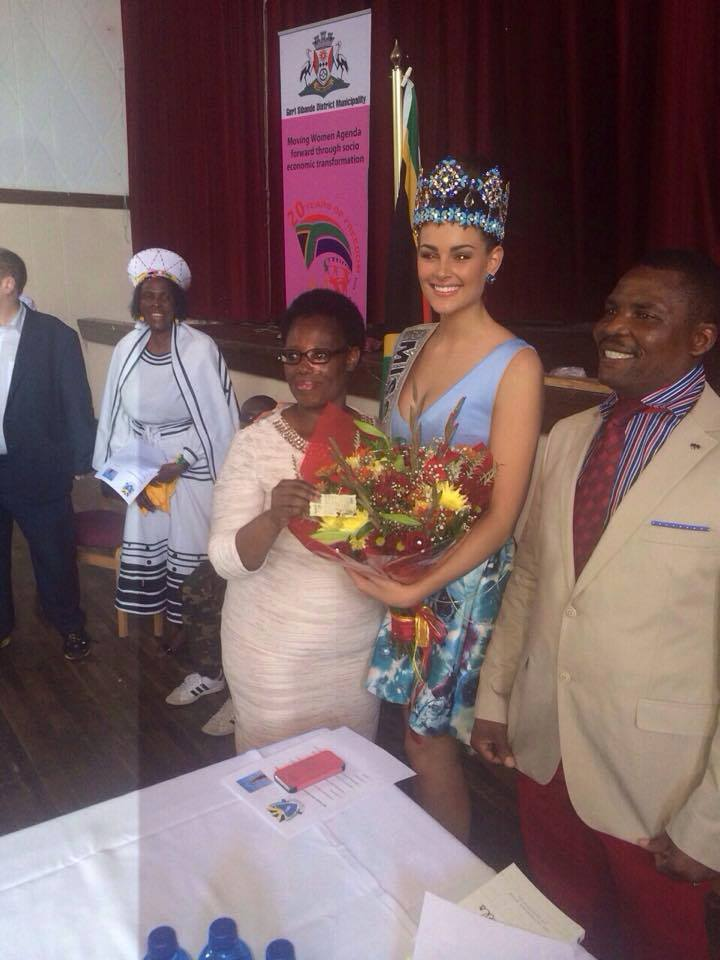 The Official Thread of Miss World 2014 ® Rolene Strauss- South Africa - Page 4 10801510