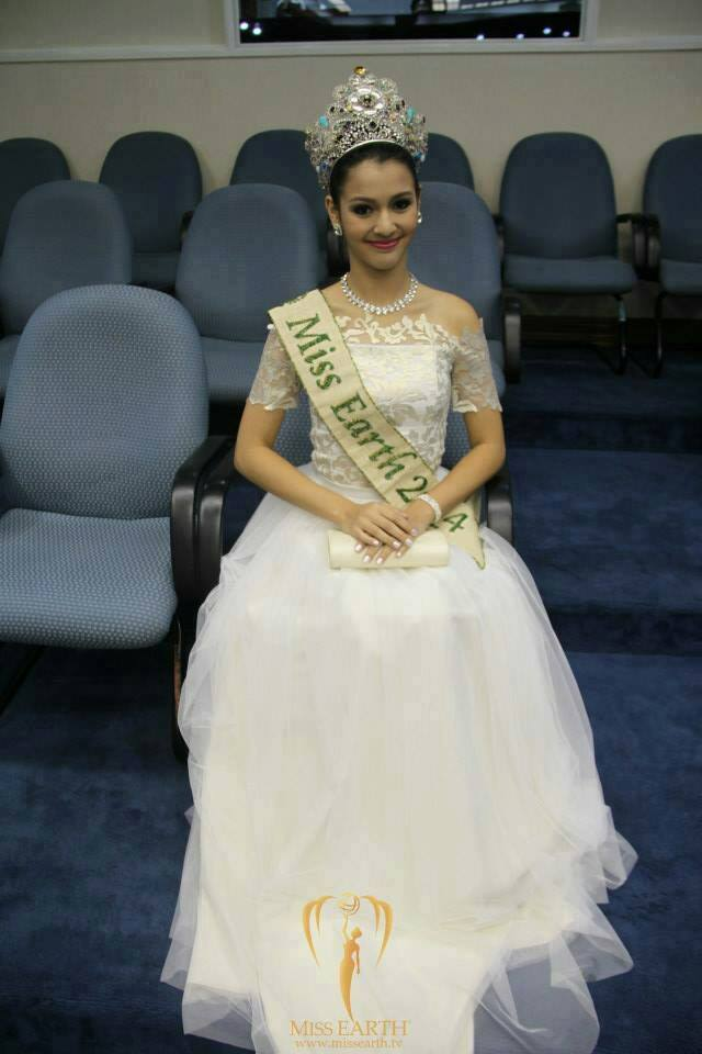 The Official Thread of MISS EARTH® 2014 Jamie Herrell, Philippines 10806410