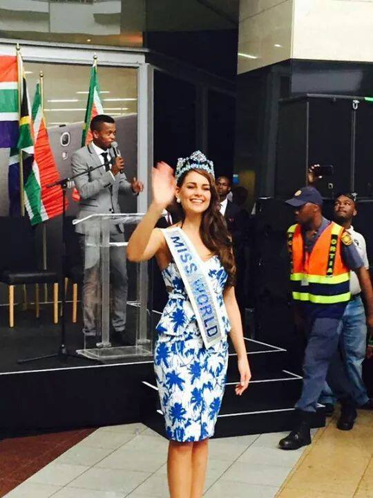 The Official Thread of Miss World 2014 ® Rolene Strauss- South Africa - Page 3 10881710