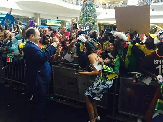 The Official Thread of Miss World 2014 ® Rolene Strauss- South Africa - Page 3 16204710