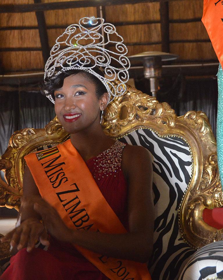 Catherine Makaya (ZIMBABWE 2014) Miss-z10
