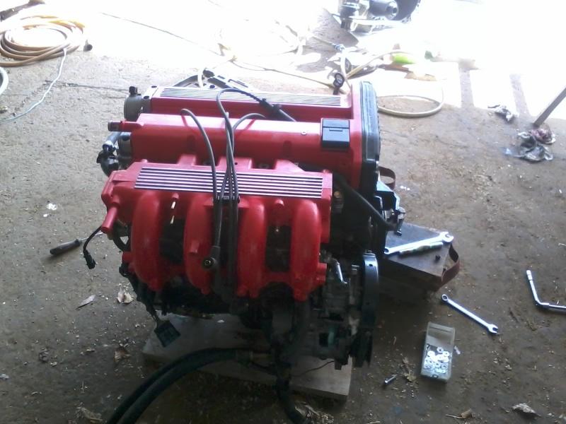 fiat coupe t16 en mode restauration complete  20140912