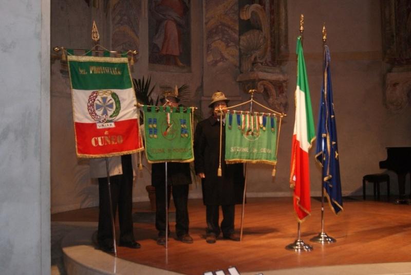 Consegnati a Cuneo i riconoscimenti ai deportati della Seconda Guerra Mondiale C_817810