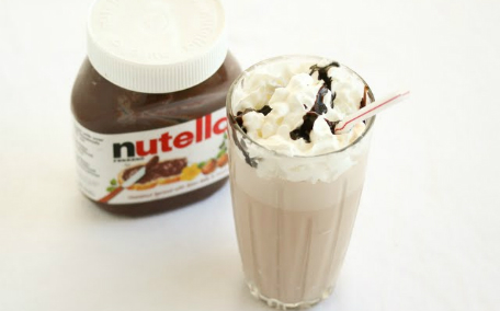 Recettes Milk-Shake - 3 ans du forum - Page 2 Nutell10