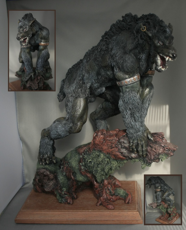Transformation d'un loup-garou en bête plus agressive !!!! Loupga11