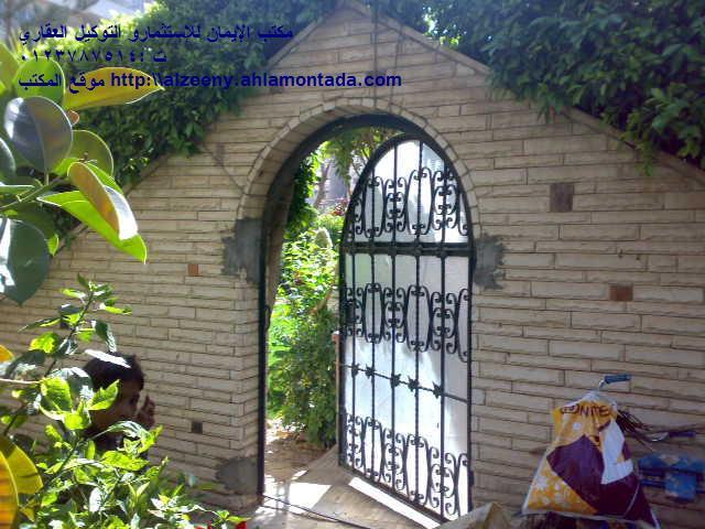 شقة ارضي ( فيلا ) بحديقة كبيرة جدااا للإيجار مفروش مكيفة ثلاثة غرف وصالة لوكس المجموعة التاسعة - المعمورة الشاطيء  Uuuuuu22