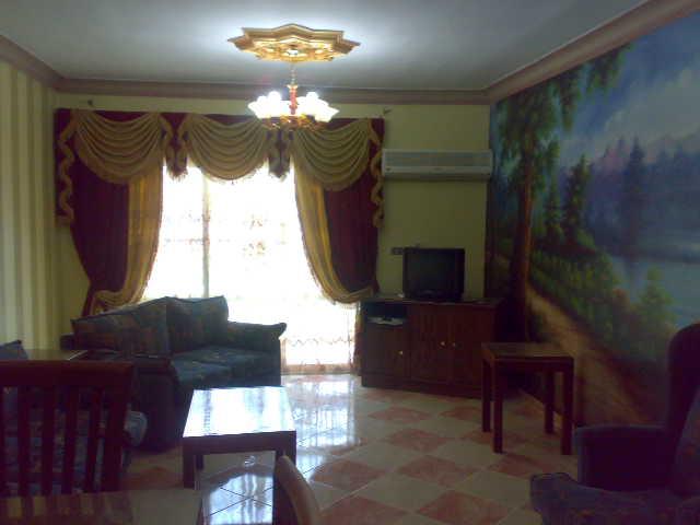 فررررررصة  شقة لوكس مكيفة فى الدور السادس ثلاثة غرف وصالة تطل علي البحرو ميدان لاباس- المعمورة الشاطيء Uuuuuu75