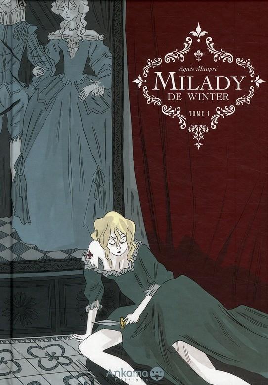 Milady de Winter [Maupré, Agnès] 97823510