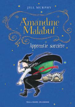 [Murphy, Jill] Amandine Malabul - Tome 1: Sorcière maladroite Produc10