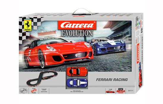 4 Coffrets CARRERA Evolution chez Elecdif Circui10