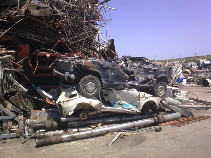In demolizione!!!! 18082013