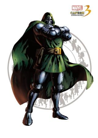 MvC3 New: Thor, Amaterasu, Dr Doom, Chun Li, Trish, Super Skrull 21_mvc10