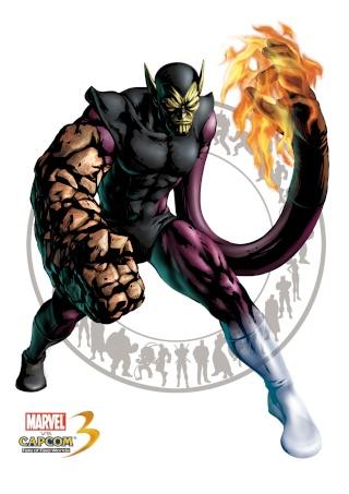 MvC3 New: Thor, Amaterasu, Dr Doom, Chun Li, Trish, Super Skrull 21_mvc13