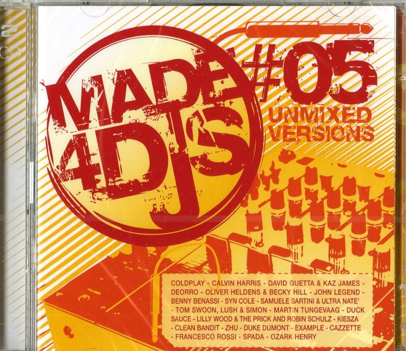 Made 4 Djs vol.5 50541910