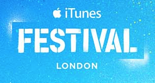 iTunes Festival 2014 Scherm11