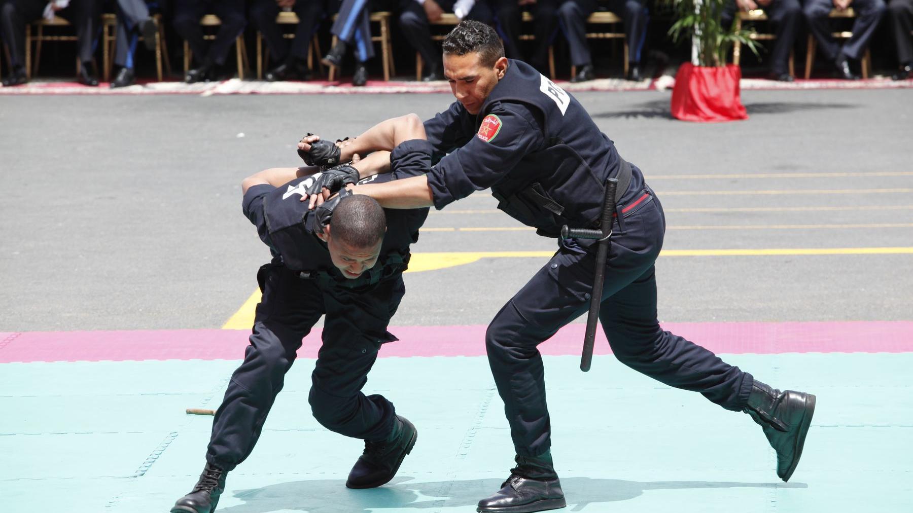 صور رائعة للشرطة المغربية 2014 Ff10