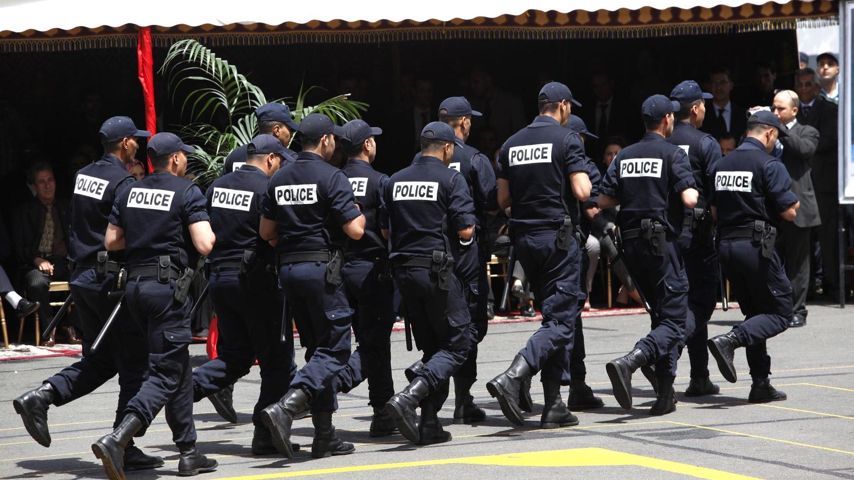 صور رائعة للشرطة المغربية 2014 Police11