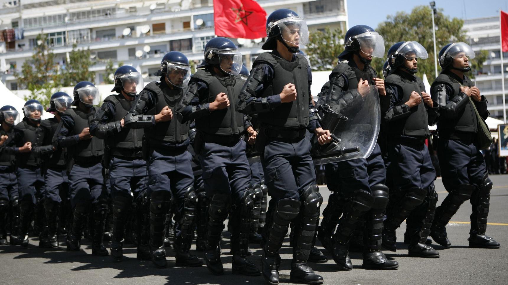 صور رائعة للشرطة المغربية 2014 Police12